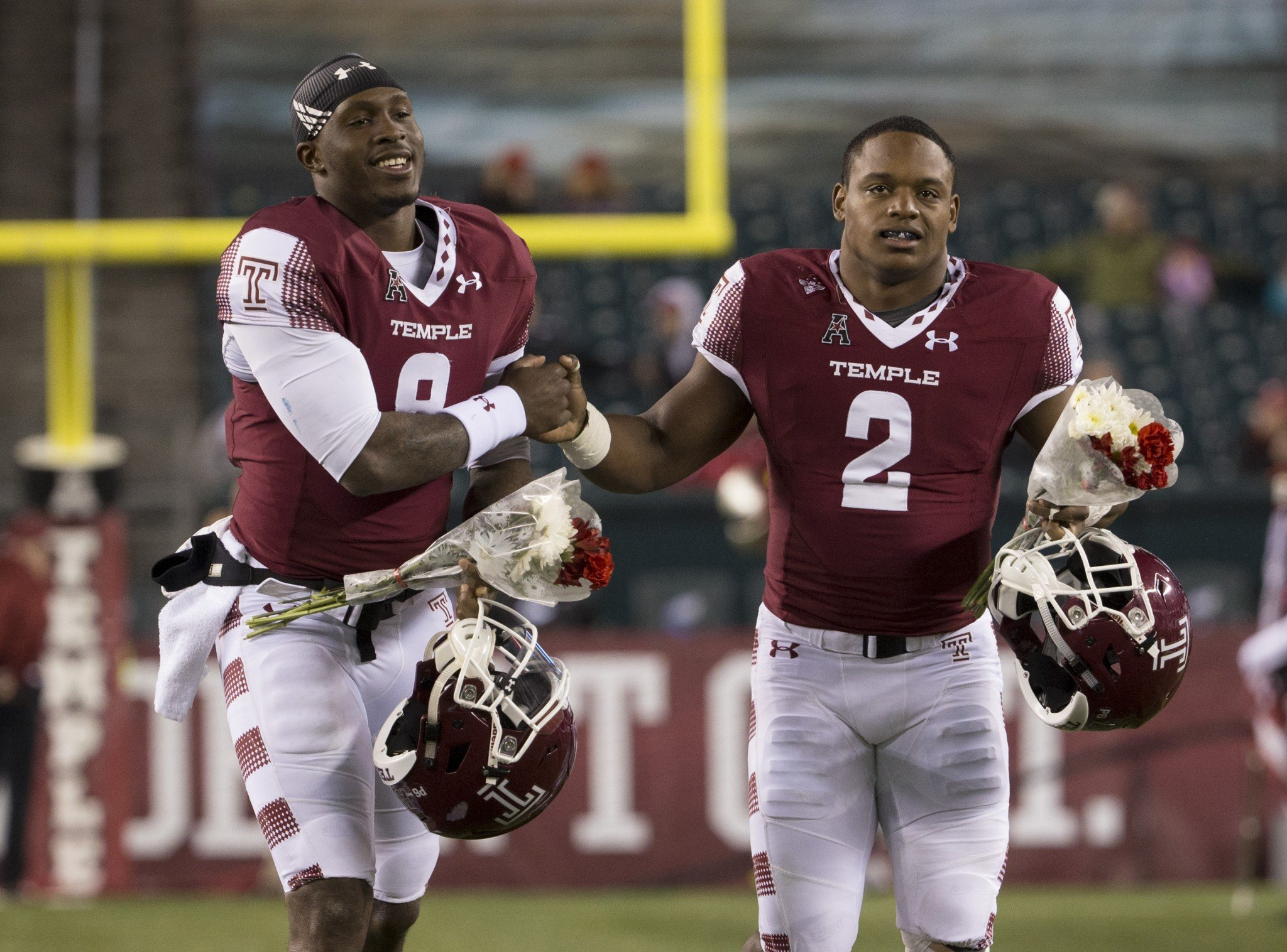 Temple has won seven-straight games. (Getty)
