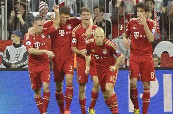 Schweinsteiger, Lahm, Pique & the stars one yellow card away from missing the Champions League final