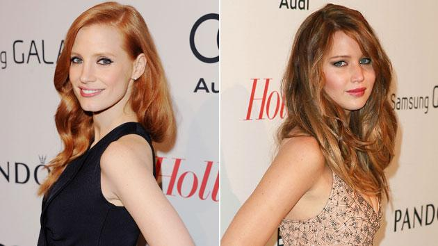Jessica Chastain Jennifer Lawrence Blog 630