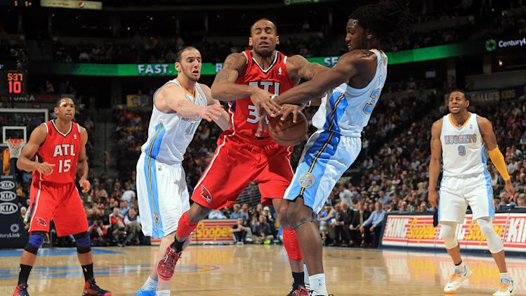 Atlanta Hawks v Denver Nuggets