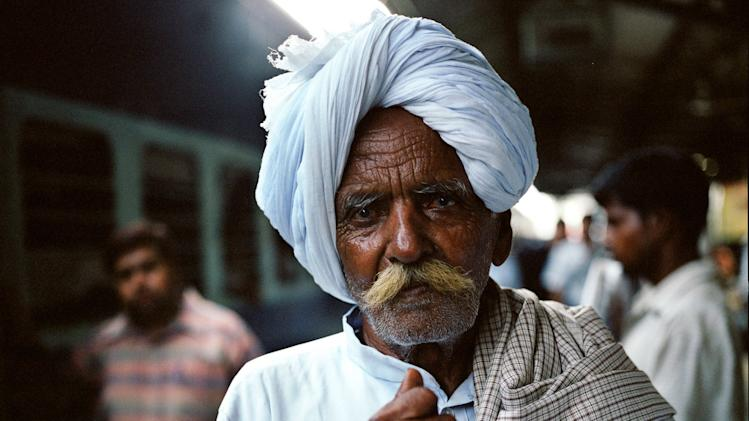 India! Through the lens of Uriel Sinai