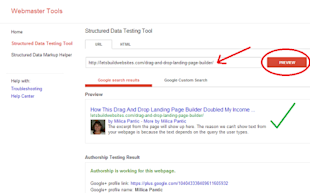 Google Plus Authorship image google authorship