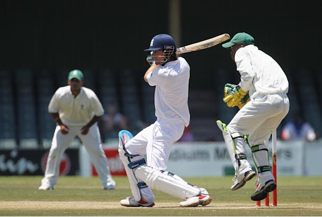 South African Airways XI v England - Tour Match Day One