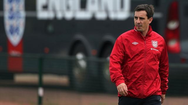Premier League - Gary Neville: Homegrown players being shunned