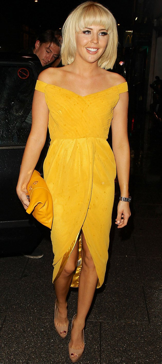 Lydia Bright, TOWIE