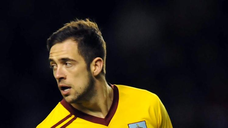 Injury woes continue for Burnley striker Danny Ings