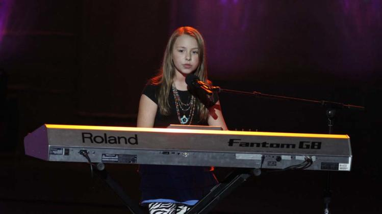 "Anna Graceman (singer/pianist) is one of the Top 48 acts on Season 6 of ""America's Got Talent."""