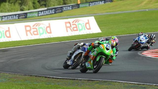 Superbikes - Cadwell BSB: Wilson takes race one victory as Seeley crashes out
