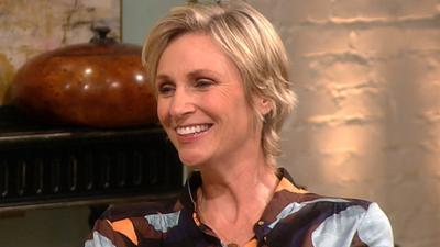When Did Jane Lynch Realize She Was Gay?