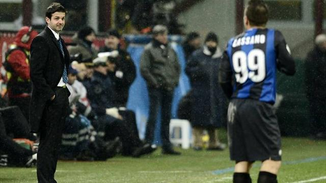 Serie A - Cassano dropped by Inter after training ground row