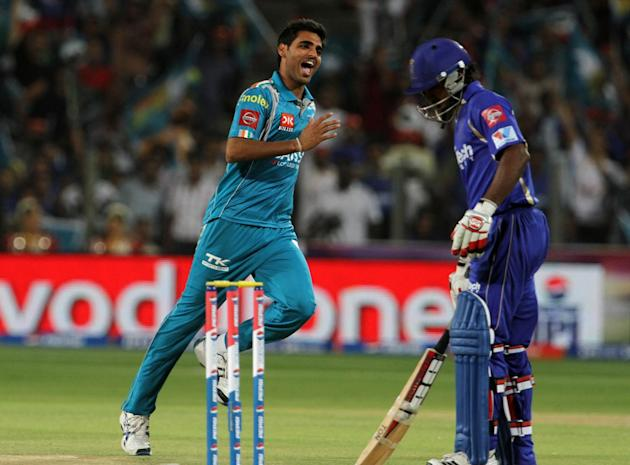 IPL6: Rajasthan Royals vs Pune Warriors India