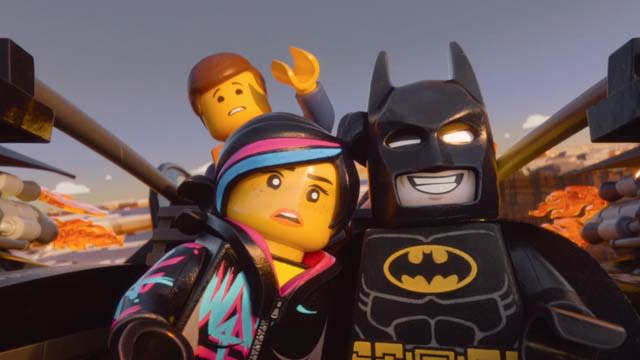 'The Lego Movie' Clip: Outtakes