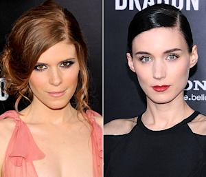 Who Had the Hotter Makeup Look Last Night: Kate or Rooney Mara?