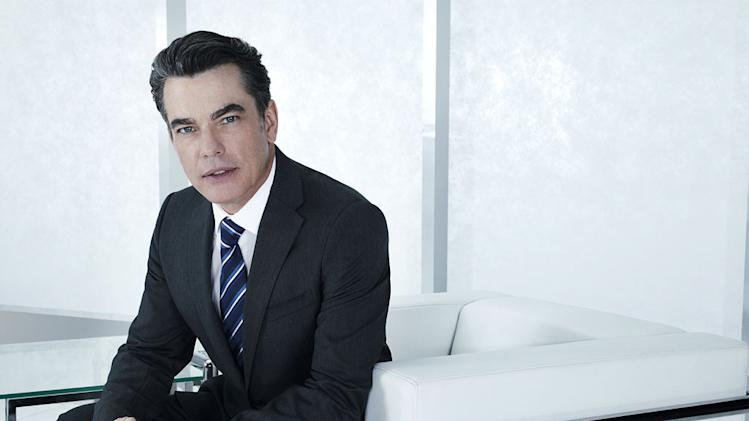 "Peter Gallagher stars as Arthur Campbell in ""Covert Affairs."""