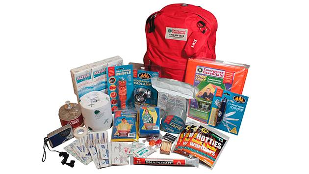 Doomsday Preppers Bug Out Bag Giveaway