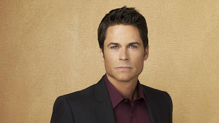 "Rob Lowe in the ABC series ""Brothers & Sisters"""