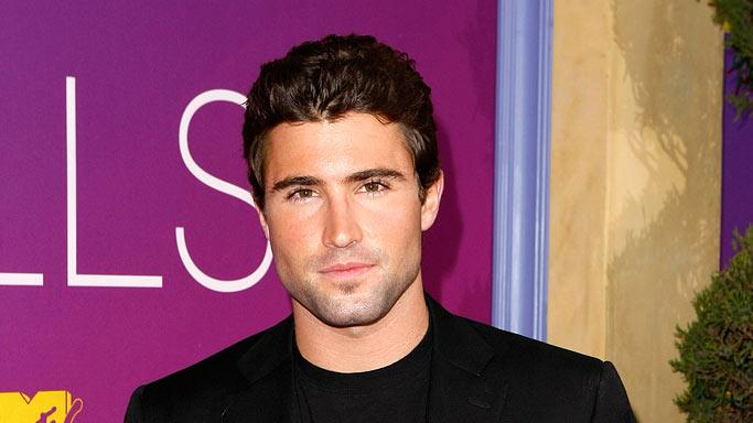 Brody Jenner at the Live Season 3 Hills finale party.