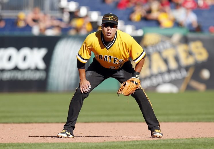 PIrates infielder Jung-ho Kang has once again found himself in trouble with police. (Getty Images/Justin K. Aller)