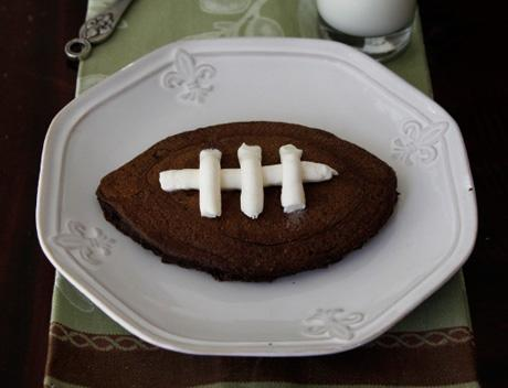 Football Pancakes