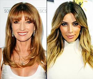 Jane Seymour, 62, Flaunts Hot Bikini Body, Kim Kardashian Goes Without Makeup: Top 5 Stories