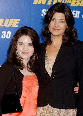 Sarah Foret and Daphne Zuniga at the Westwood premiere of MGM/Columbia Pictures' Into the Blue