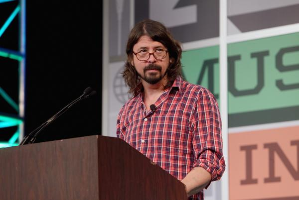 Dave Grohl's SXSW Keynote Speech: The Complete Text
