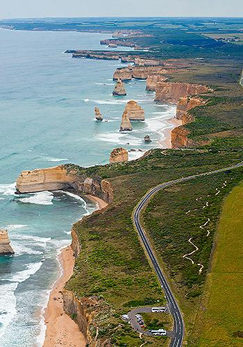 Ten ultimate road trips