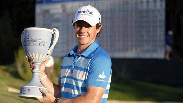Title hungry McIlroy relishes being 'in the zone'