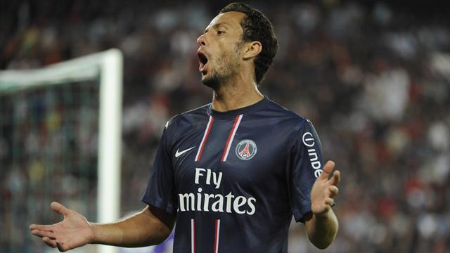 World Football - Nene to leave PSG for Qatari side al-Gharafa