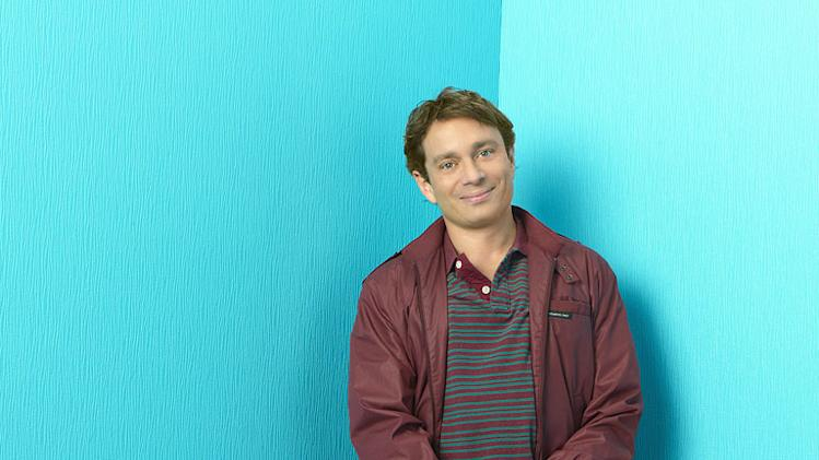 "Chris Kattan in the ABC series ""Hank"""