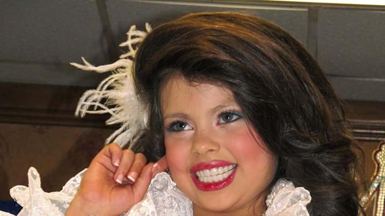 "Makenzie from season 4 of ""Toddlers & Tiaras."""