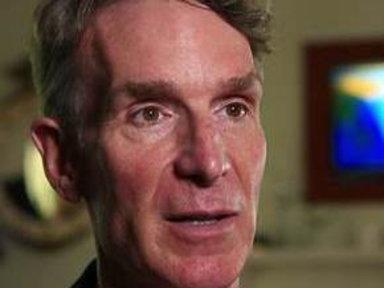 Bill Nye Marks His Show's 20th Anniversary