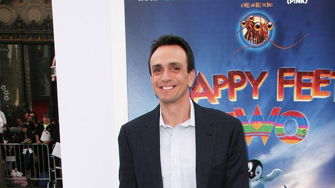 Happy Feet Two LA Premiere 2011 Hank Azaria