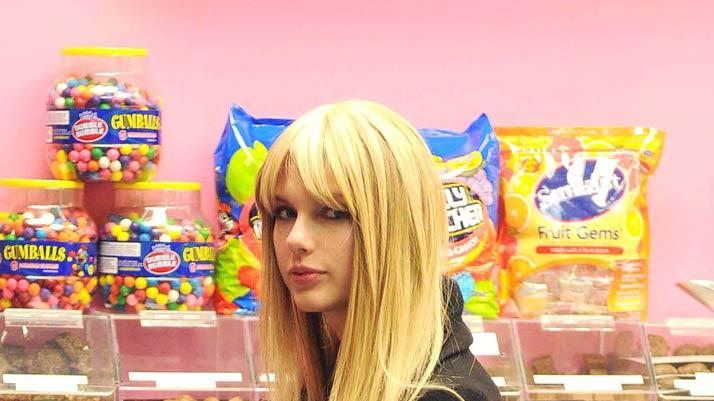 Swift Taylor Candy Shop