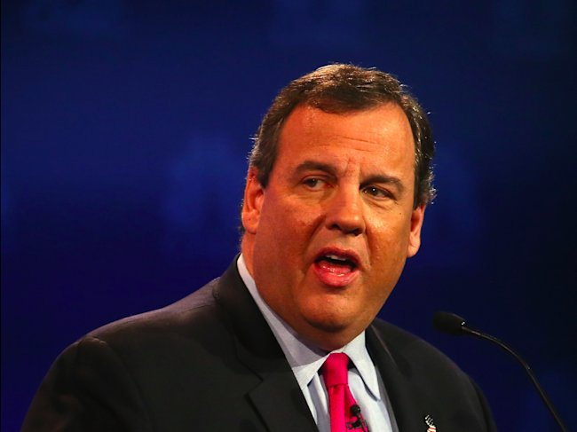 <b>chris christie</b> cnbc debate - Vintage_Chris_Christie_turns_the-ac786fa84a6db9fd75fd64a6eb860b7a