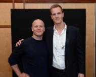 Tim Ferriss – 13 Questions to Radically Change Your Thinking image 13.11.14 Tim Ferriss and Toby Jenkins smallest