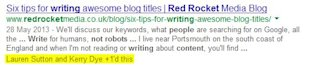 Google Plus Tips Explain What happens when you +1 image google plusone serps