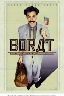 Poster of Borat: Cultural Learnings Of America For Make Benefit Glorious Nation of Kazakhstan