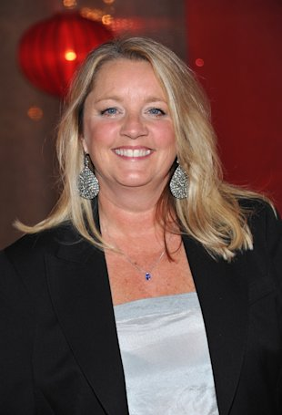Liz Rose at the 2010 BMI Country Awards