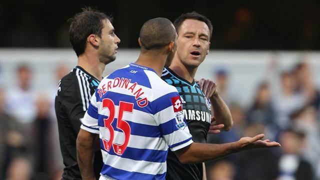 Chelsea and QPR told they must shake hands