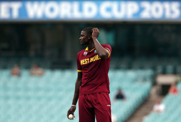 Jason Holder: a game to forget