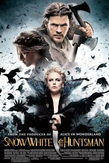 Poster of Snow White and the Huntsman