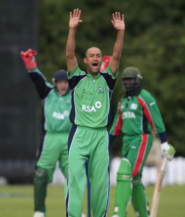 Ireland v Kenya - ICC World Twenty20 Cup Qualifier