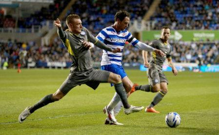 Soccer - Sky Bet Championship - Reading v Leicester City - Madejski Stadium