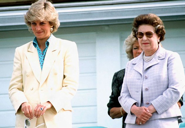 diana, the queen, style