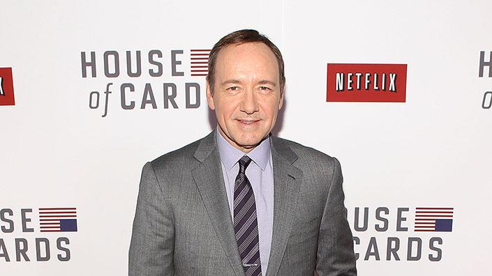 "Netflix's ""House Of Cards"" Washington DC Screening: Kevin Spacey"