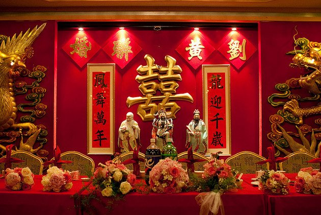 The Meaning of Chinese Wedding Banquet