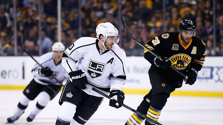 Los Angeles Kings v Boston Bruins