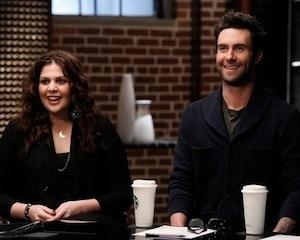 The Voice Exclusive: Adam Levine Talks 'Battle Rounds' Adviser Hillary Scott