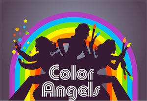 color angels graphic